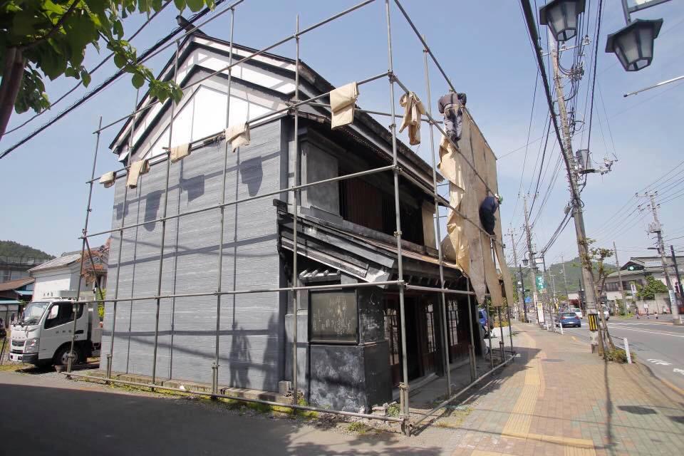 東京都あきる野市の蔵の事例を寄稿いただきました。