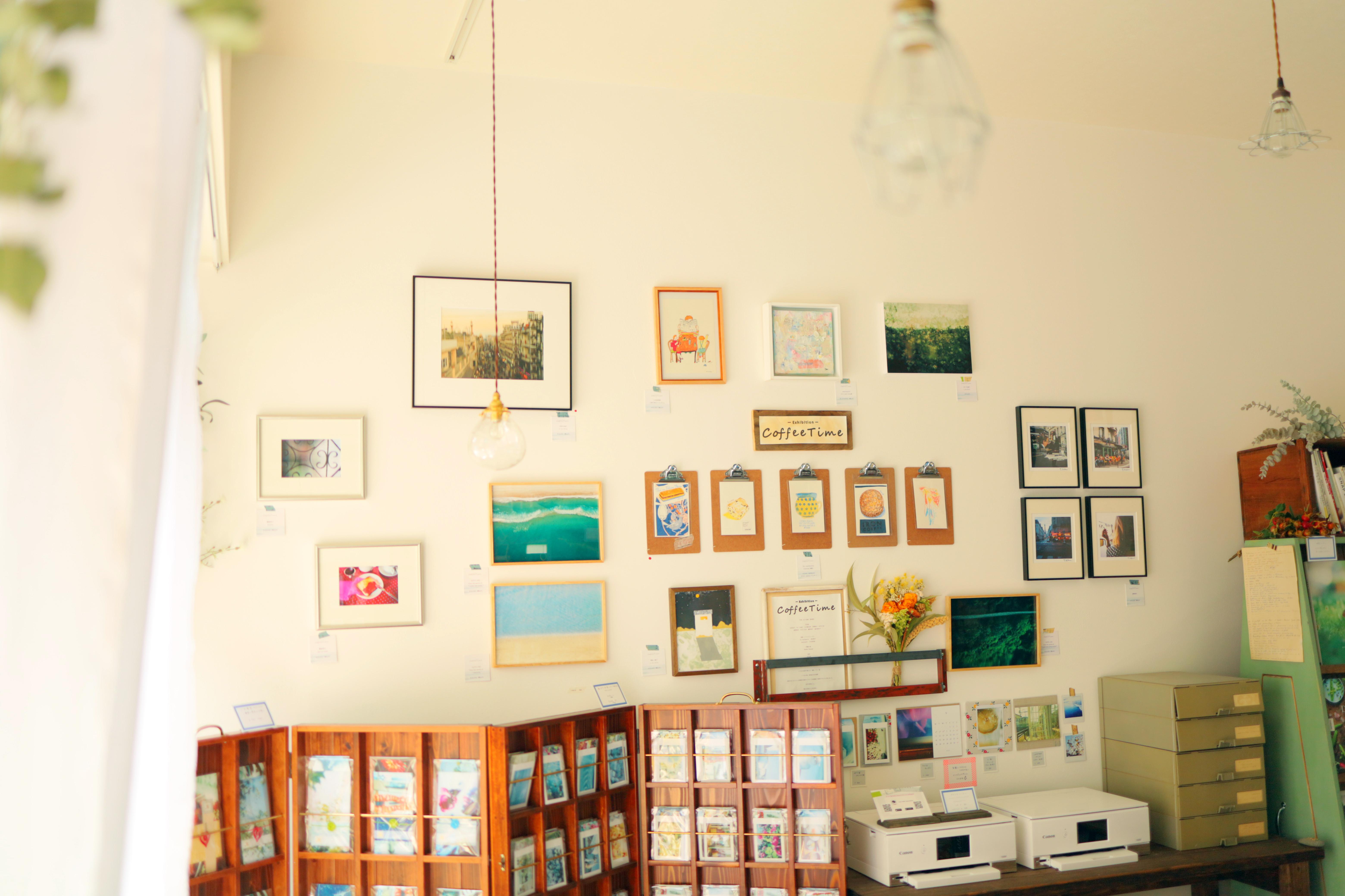 AtelierPiccolo 気の抜けた壁ギャラリーExhibitionの公開延長のお知らせ