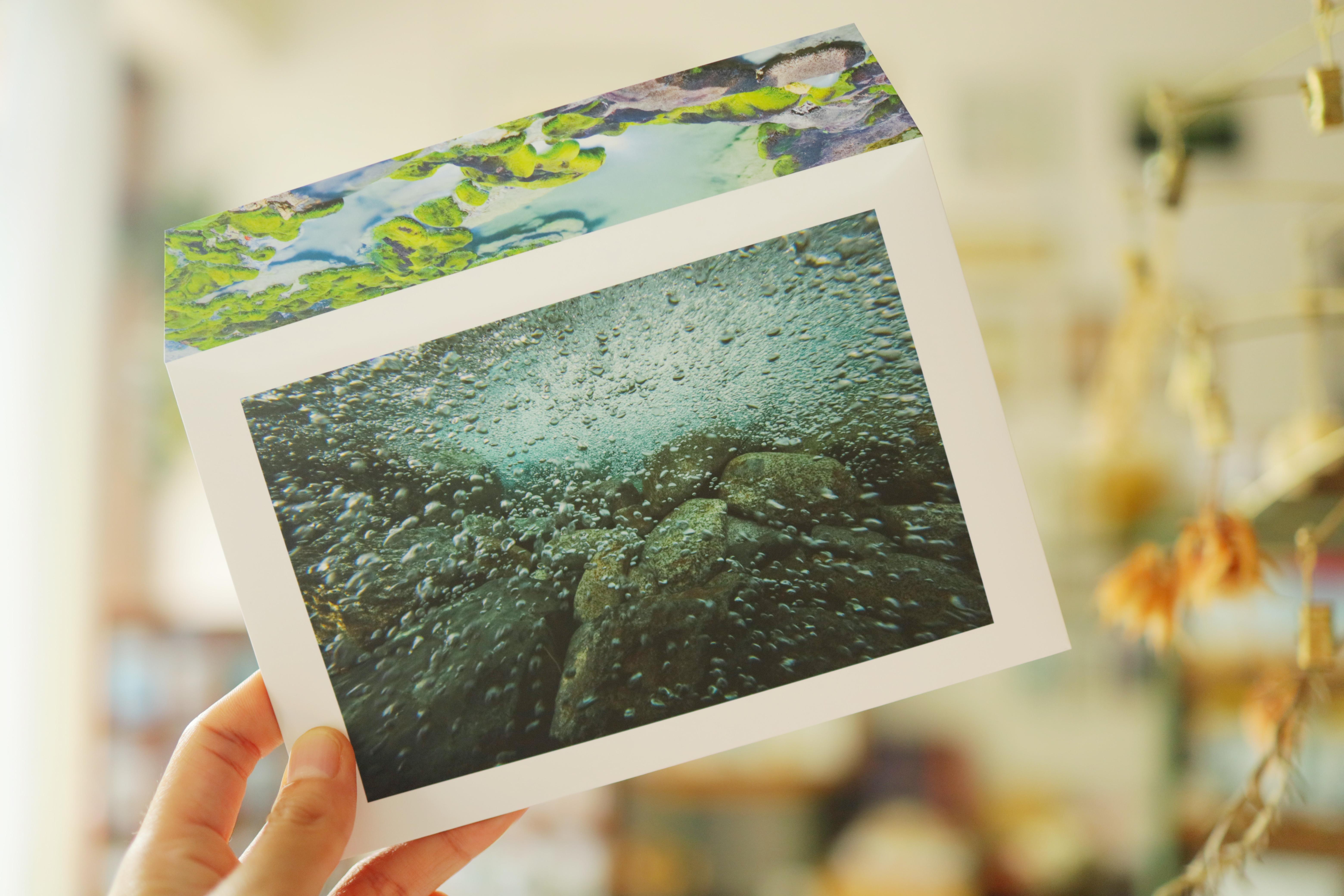 AtelierPiccoloにて「GOTOAKI 地球への手紙」を制作、販売